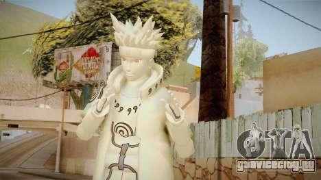 Minato Kyuubi Chakra Mode для GTA San Andreas