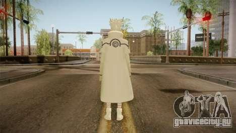 Minato Kyuubi Chakra Mode для GTA San Andreas третий скриншот