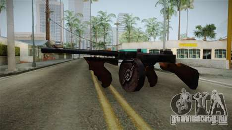 Mafia - Weapon 5 для GTA San Andreas второй скриншот