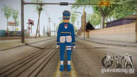 NUNS4 - Obito Young Normal Eyes для GTA San Andreas третий скриншот