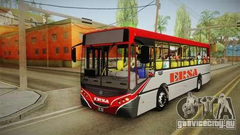 Metalpar Tronador 2 ERSA для GTA San Andreas