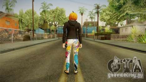 GTA 5 Halloween Skin 1 для GTA San Andreas третий скриншот