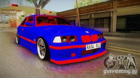 BMW 3 Series E36 Urechea Stelista Edition для GTA San Andreas