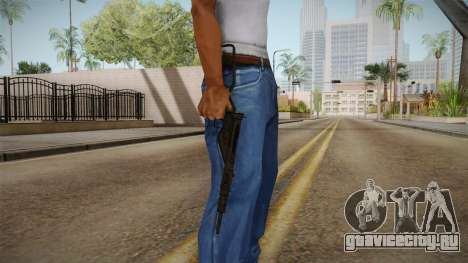 Sten Mark II для GTA San Andreas третий скриншот