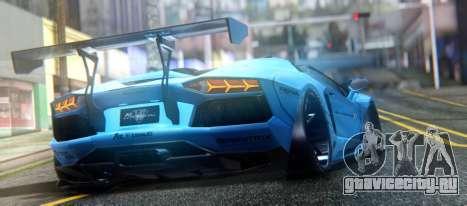 Lamborghini Aventador LP700-4 Roadster 2013 для GTA San Andreas