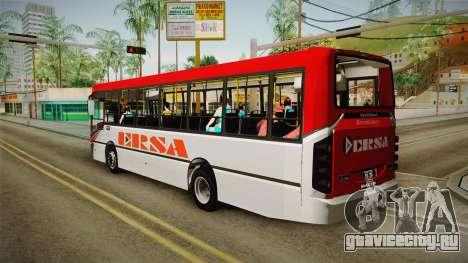 Metalpar Tronador 2 ERSA для GTA San Andreas вид слева