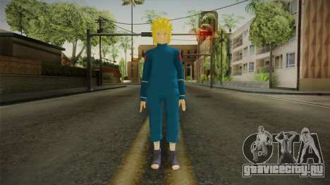 Minato Everyday Clothes для GTA San Andreas второй скриншот