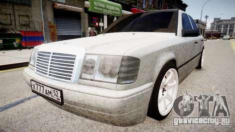 Mercedes-Benz W124 BRABUS v1.0 для GTA 4