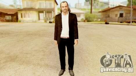 GTA 5 Trevor Prologue in Black Suit для GTA San Andreas