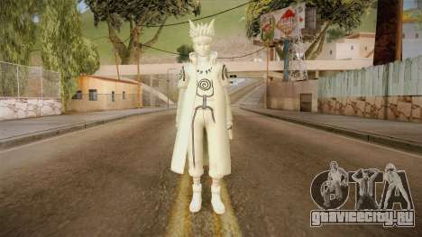 Minato Kyuubi Chakra Mode для GTA San Andreas второй скриншот