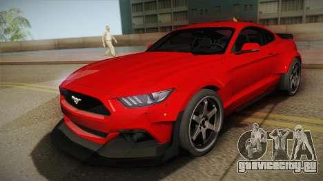 Ford Mustang GT Premium HPE750 Boss 2015 для GTA San Andreas