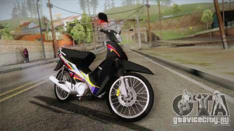 Honda Supra X 2004 Full STD для GTA San Andreas