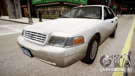 Ford Crown Victoria CVT Detective для GTA 4