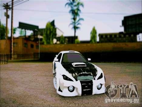 Akari 130 для GTA San Andreas вид слева