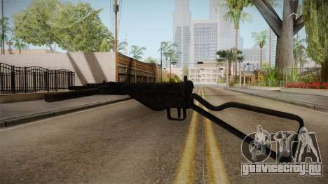 Sten Mark II для GTA San Andreas второй скриншот