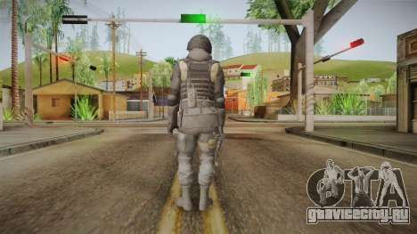 CoD 4: MW Remastered SAS v5 для GTA San Andreas третий скриншот