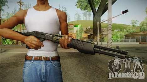 SPAS-12 Long Barrel and Magazine для GTA San Andreas третий скриншот