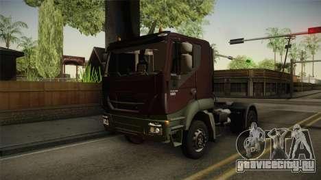 Iveco Trakker Hi-Land 4x2 Cab Low v3.0 для GTA San Andreas