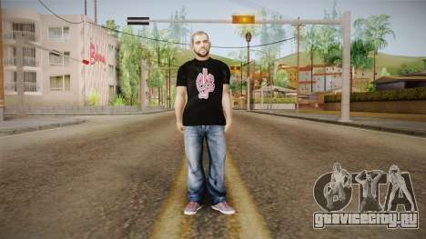 Patricio Fontanet для GTA San Andreas второй скриншот
