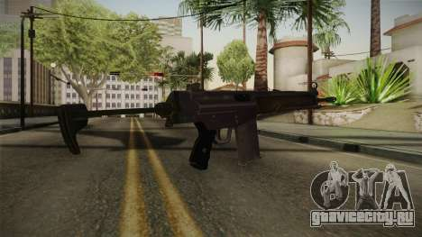 CoD 4: MW - G3 Remastered для GTA San Andreas третий скриншот