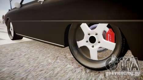 Mazda R10 для GTA 4 вид сзади
