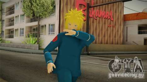 Minato Everyday Clothes для GTA San Andreas