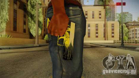 Vindi Halloween Weapon 3 для GTA San Andreas третий скриншот