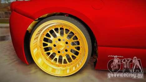 Ferrari 458 Italia для GTA San Andreas вид сзади слева