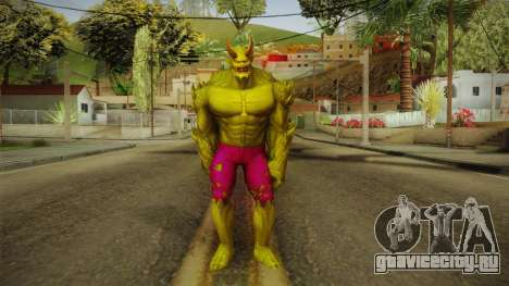 Marvel Future Fight - Green Goblin (Ultimate) для GTA San Andreas второй скриншот