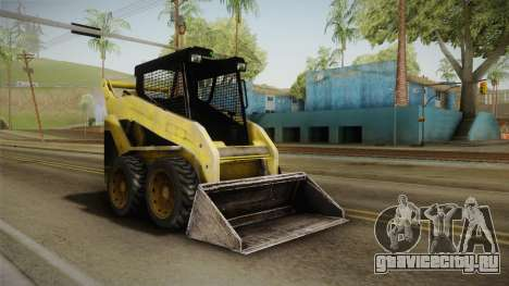 Demolition Company - Skid Steer Loader для GTA San Andreas