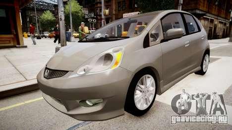 Honda Fit для GTA 4