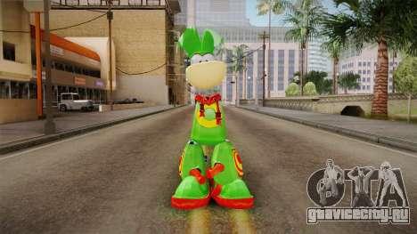 Rayman 3 Vortex для GTA San Andreas второй скриншот