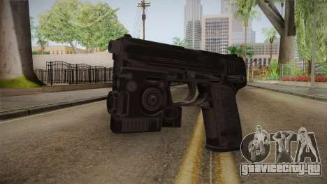 CoD 4: MW Remastered USP для GTA San Andreas