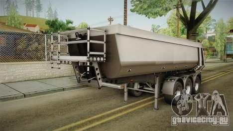 Iveco Trakker Hi-Land v3.0 Trailer для GTA San Andreas