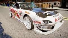 Mazda RX-7 APEXi для GTA 4