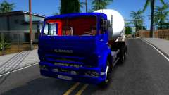 КамАЗ 65115 Автобетоносмеситель для GTA San Andreas