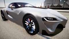 Toyota FTO-1 Concept 2014