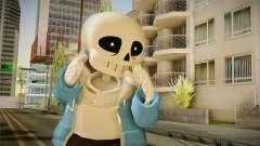 Sans The Skeleton для GTA San Andreas
