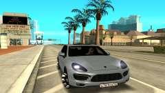 Porsche Cayenne для GTA San Andreas