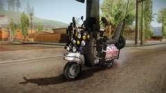 GTA 5 Pegassi Faggio Extreme Tuning v5 для GTA San Andreas