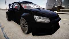 Volkswagen Polo WRC 2013 для GTA 4
