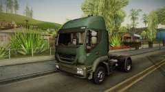 Iveco Trakker Hi-Land 4x2 Cab High v3.0 для GTA San Andreas
