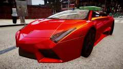 Lamborghini Reventon для GTA 4