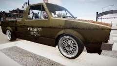 Volkswagen Caddy US Army