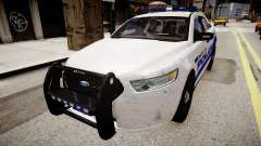Ford Interceptor Liberty City Police для GTA 4