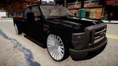 Ford F 350 Super Duty DUB 2010 для GTA 4