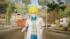 Minato Edo Tensei Hokage Outfit (Sage Mode)