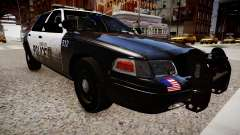Ford Crown Victoria LCPD Police для GTA 4