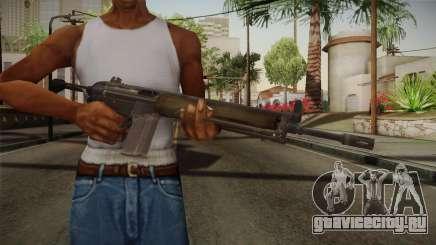 CoD 4: MW - G3 Remastered для GTA San Andreas