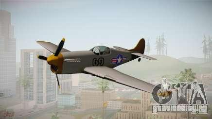 US World War 2 Rustler для GTA San Andreas
